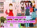 Juegos vestir tienda de ropa fashion