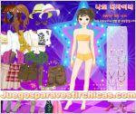 Juegos vestir chica fashion