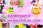 Juegos vestir little fairy rini