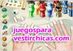 Juegos vestir salon de u�as