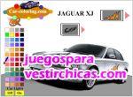 Juegos vestir tunea y colorea jaguar xj