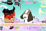 Juegos vestir viste mascota perro