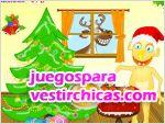 Juegos vestir bobibobi christmas tree