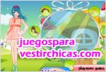 Juegos vestir windy princess