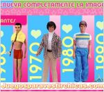 Juegos vestir cambia de ropa y look a ken