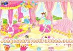Juegos vestir decorar habitacion princesa