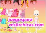 Juegos vestir birthday girl 2