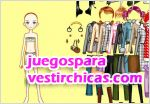 Juegos vestir barbie love fashion