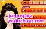 Juegos vestir 2012 fashion show