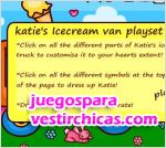 Juegos vestir katies ice cream van play set fun