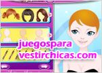 Juegos vestir fashion girl makeup