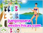 Juegos vestir summer fashion