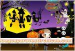 Juegos vestir decorar para noche de brujas