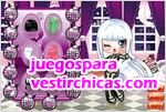 Juegos vestir darky night gothic dress up vestir a la niña gotica