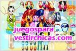 Juegos vestir glorious korean color la chica coreana