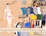 Juegos vestir para ir de compras