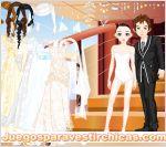 Juegos vestir vestir de novia boda