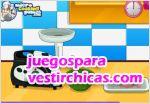 Juegos vestir cocina virtual 2