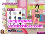 Juegos vestir shoping center dress-up tienda de moda