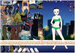 Juegos vestir vestir chica de calle moderna