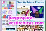 Juegos vestir muecas