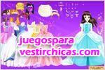 Juegos vestir vestir a la princesa