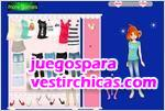 Juegos vestir vestir a bloom del club winx
