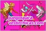 Juegos vestir vestir a fairly del club winx