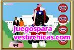 Juegos vestir vestir a bo el perro de obama