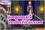 Juegos vestir princesa guerrera