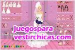 Juegos vestir barbie vestido de novia