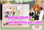 Juegos vestir vestir a bloom del club winx 3